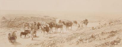Alexandre Bougault (1851-1911) Algérie, c....