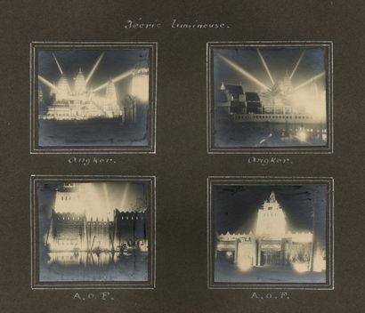Photographe non identifié Exposition coloniale...