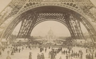 Photographe non identifié Exposition universelle,...