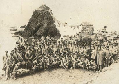 Photographe non identifié Japon, c. 1910-1920....