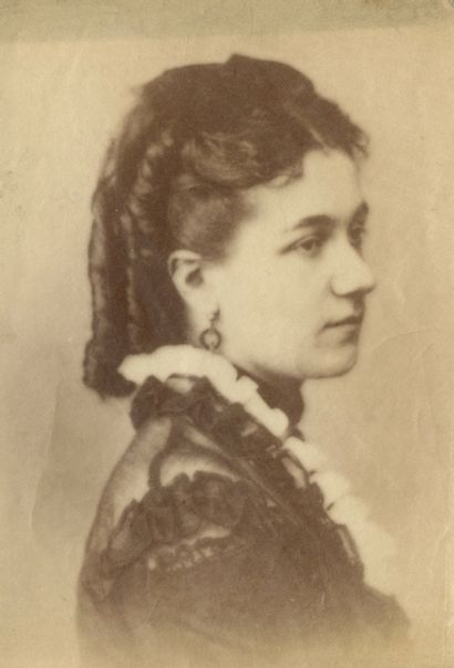 Henri Sauvaire (1831-1896) Photomontage,...