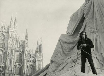 Photographe non identifié Piazza del Duomo....