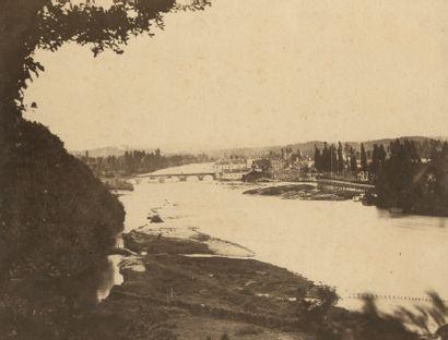 Jean-Jacques Heilmann (1822-1859) Vallée...