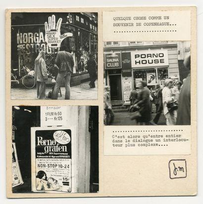 Jacques Meuris (1923-1993) Hasard Objectif,...