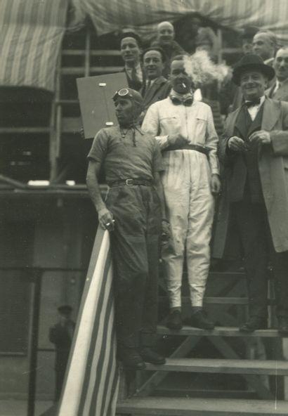 Charles Delius (1877-1962) Grands Prix,...