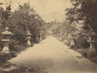 Ichida Sōta (1843-1896) Japon. Kobe, c. 1870....