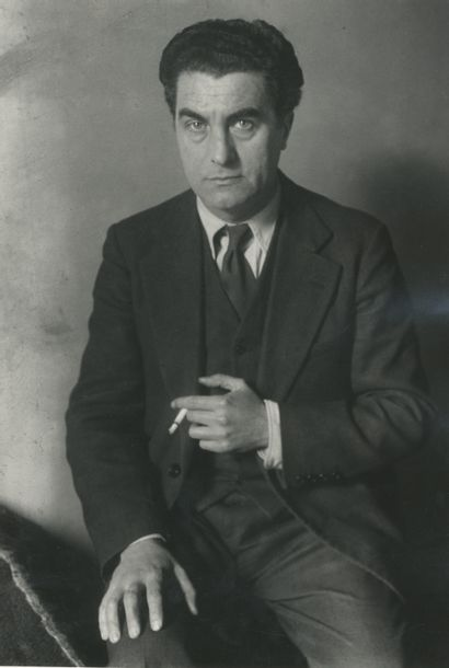 Brassaï (Gyula Halasz, dit) (1899-1984) Edgard...