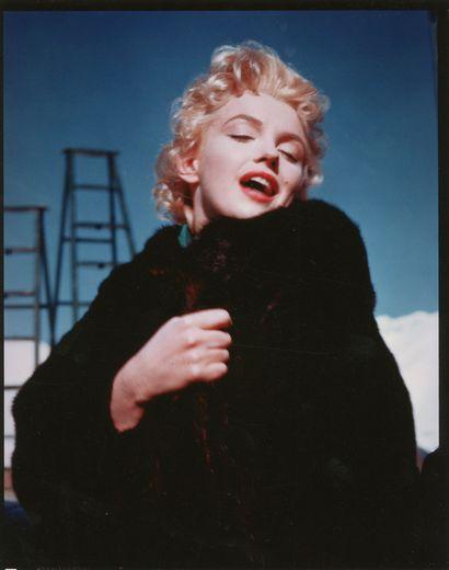 Ed Feingersh (1924-1961) Marilyn Monroe dans...