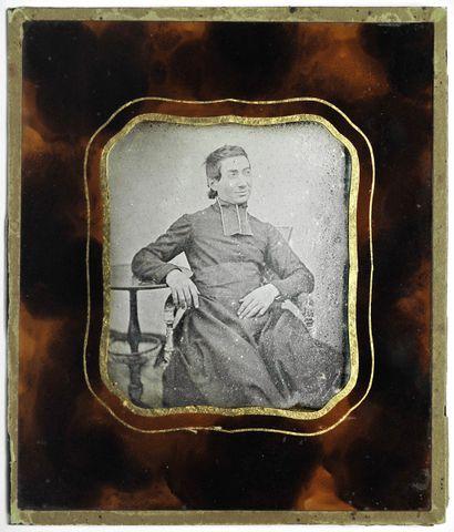 Comte de Charly (attribué à) Monsieur l'abbé...