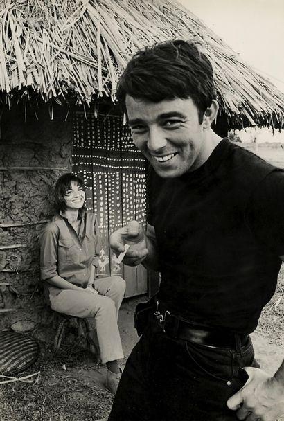 Willy Rizzo (1928-2013) Tournage du film...