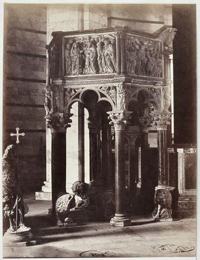 Fratelli Alinari (attribué à) Pise, c. 1855....