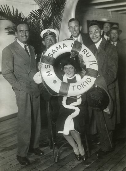 Carbone & Danno Voyages de Douglas Fairbanks...