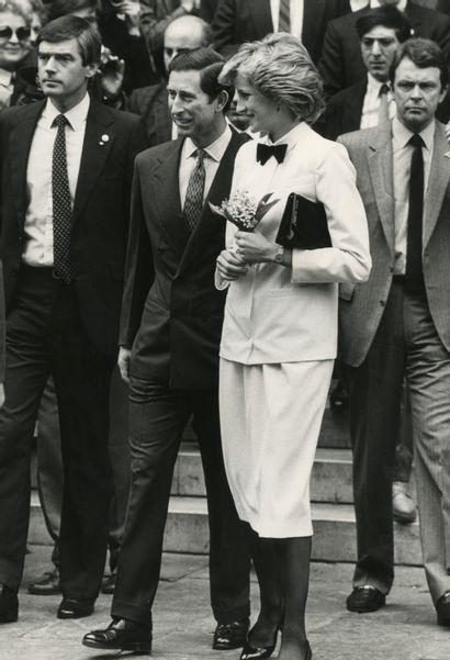 Photographe non identifié Famille royale...