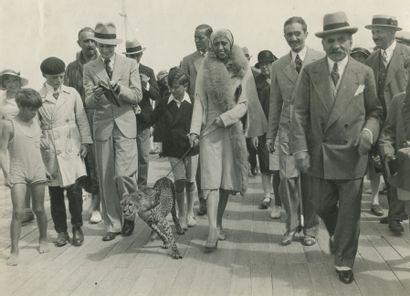 Charles Delius (1877-1962) Josephine Baker...
