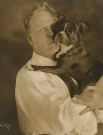 Herman Mishkin (1871-1948) Fédor Chaliapine...