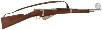 Mousqueton de cavalerie type 1890 à verrou,...