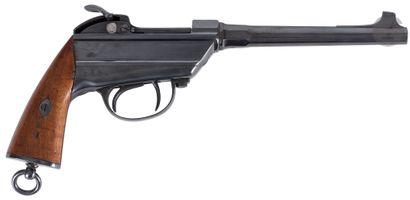Pistolet bavarois « Werder » modèle 1869...