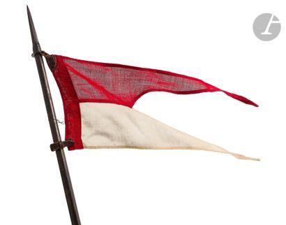 Lance de cavalerie modèle 1913.  Pointe triangulaire....