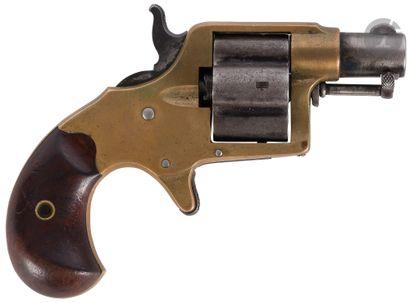 """Revolver Colt House """"Cloverleaf"""", quatre..."""