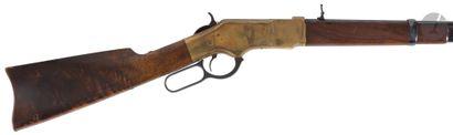 Carabine de selle Winchester modèle 1866...