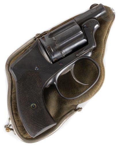 Revolver Galand type Bulldog, 6 coups, calibre...