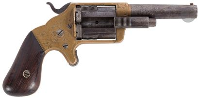Revolver « Slocum » Brooklyn Firearms, cinq...
