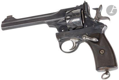 Revolver « Webley Fosberry » modèle 1903...