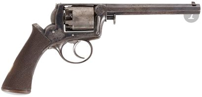Revolver à percussion « Adams » modèle 1851,...