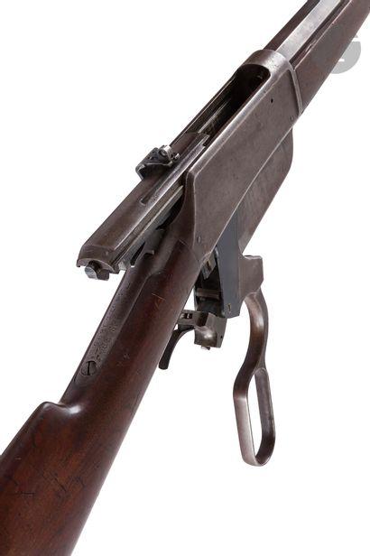 Carabine Winchester modèle 1895, calibre...