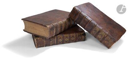 Louis MORÉRI  Le Grand dictionnaire historique...