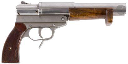 Pistolet lance-fusée allemand pour la Kriegsmarine...