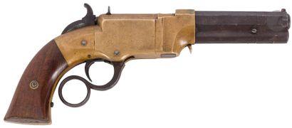 Pistolet « Lever action N° 1 Pocket pistol...