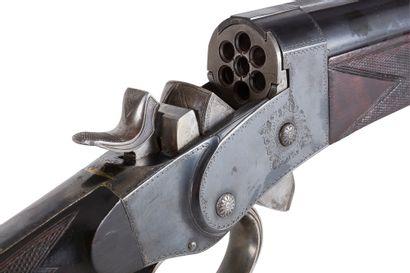 Fort fusil à percussion annulaire à système...