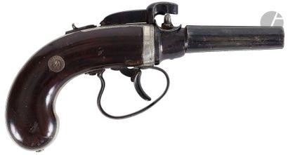 Pistolet à système à percussion « Westley...