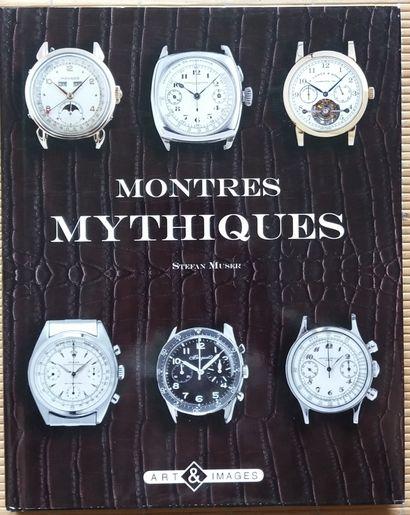 [MONTRES - HORLOGERIE] 4 ouvrages. *Louis...