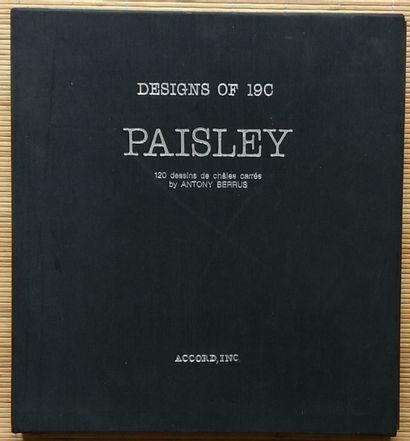[TEXTILE] 1 ouvrage, dédicacé et signé. *Designs...
