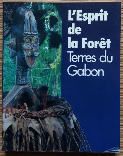 [ART PRIMITIF AFRICAIN - GABON] 7 ouvrages...
