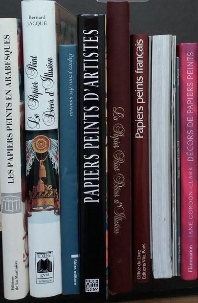 [DÉCORATION D'INTÉRIEUR] 11 volumes sur l'art...