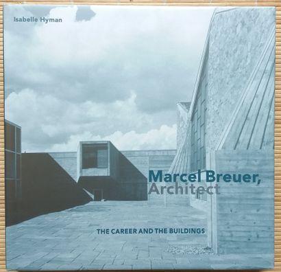 [ARCHITECTURE - BREUER, MARCEL] 1 ouvrage sur Marcel Breuer. *Marcel Breuer, Architect....