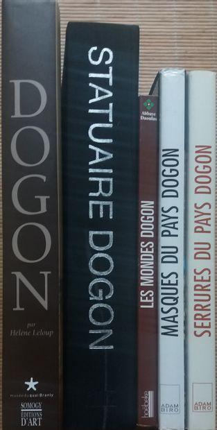 [ART PRIMITIF AFRICAIN - DOGON] 5 ouvrages...