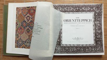 [TAPIS] 1 ouvrage en 3 tomes sur les tapis...