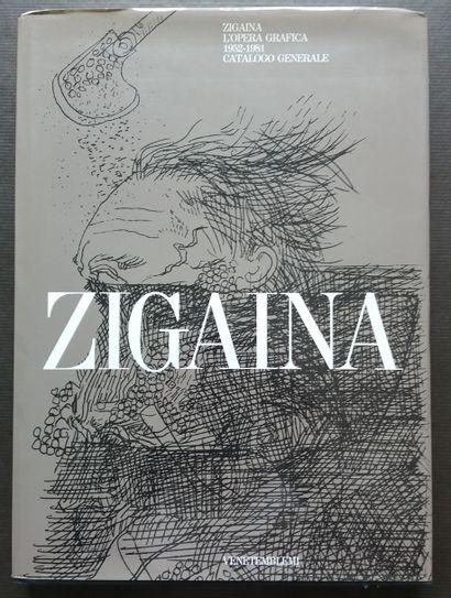 [ART - ZIGAINA] 1 ouvrage, dédicacé et signé...