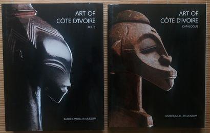 [ART PRIMITIF AFRICAIN - CÔTE D'IVOIRE] 1...