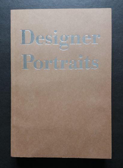 [DESIGN] 1 ouvrage signé. *Designer Portraits...