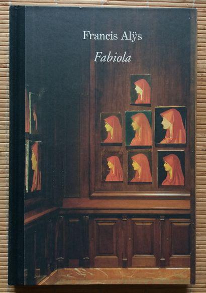 [ART - HENNER, JEAN-JACQUES & others] 1 ouvrage. *Fabiola. Par Francis Alÿs. Dia...