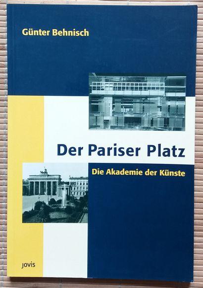[ARCHITECTURE EN ALLEMAGNE] Ensemble de 21 ouvrages, en allemand. *Architectur Berlins....