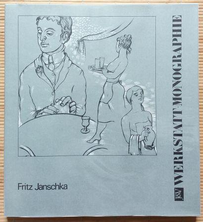 [ART - JANSCHKA, FRITZ] 1 ouvrage en tirage...