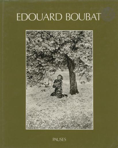 BOUBAT, ÉDOUARD (1923-1999) [Signed] Pauses....