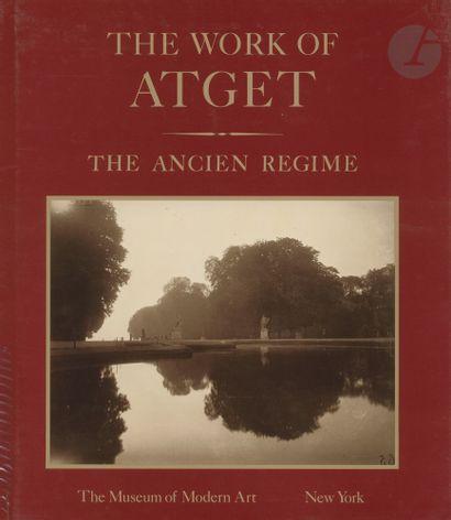 ATGET, EUGENE (1857-1927) The Work of Atget....