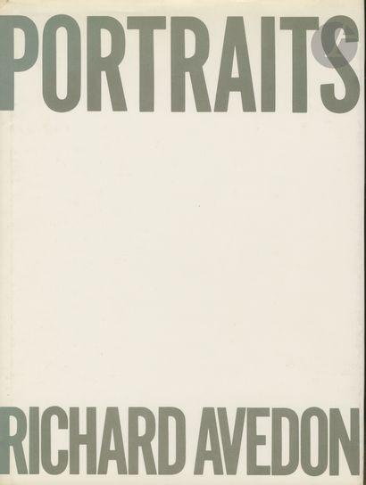 AVEDON, RICHARD (1923-2004) Portraits. Éditions...